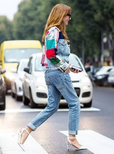 The Latest Street Style Photos From Milan Fashion Week | Who What Wear UK