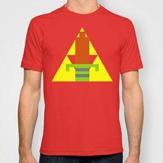 #zelda #legend #legendofzelda #nintendo #nes #famicom #videogame #video #games #80s #90s #1980s #1990s #triforce #sword #pixel #art #8bit #tshirt #shirt #tee #clothes #clothing #fashion