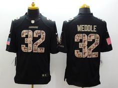 Cheap Wholesale Mens San Diego Chargers #32 Eric Weddle Nike Black Salute To Service Jersey Size S-XXL stock.Contact US If need purchase.