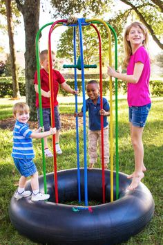 Amazing heavy work activities for kids with sensory needs by Fun and Function!