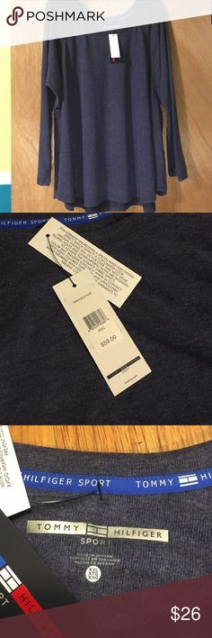 NEW Tommy Hilfiger Sweater Brand new Tommy Hilfiger sweater! Cute blue color. Great quality and comfy material. Tommy Hilfiger Sweaters