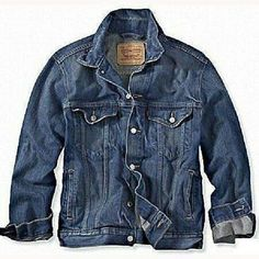 Danner - Dickies 1922 Cone Denim Trucker Jacket - Indigo - Quality ...