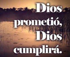 Devocional 17/09/2017. Dios prometió, Dios cumplirá.