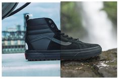A Closer Look at Vans & The North Face's Holiday Collection