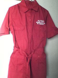 Camisa#Uniforme#Algodón#EstiloSafari