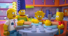 Watch 'The Simpsons' LEGO Episode Trailer! -- Homer Simpson searches for answers as his whole universe begins to unravel in 'Brick Like Me', airing Sunday, May 4th on Fox. -- http://www.tvweb.com/news/watch-the-simpsons-lego-episode-trailer