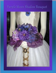 Got me mistidifed Bouquet by whiteriver51 on Etsy, $350.00
