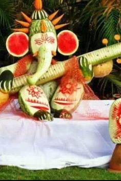 Thai teens melon balls
