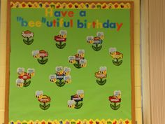 bee classroom themes for preschool | The Willow Room will make the children feel special and welcome with ...