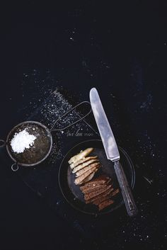 Finding Breakfast: Chocolate Ombré Pancakes - Two Loves Studio