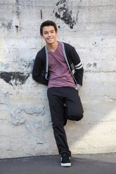 So Ryan potter is pretty freaking adorable:) and he voiced one of my very favorite Disney characters which is AWESOME!!!