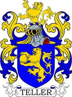 Teller Coat of Arms