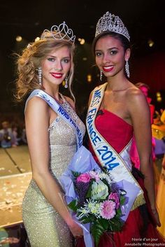 Camille Cerf et Flora Coquerel Miss Monde, Miss Univers, Miss France, Miss World, Beauty Pageant, Fashion Games, Most Beautiful Women, Sexy Outfits, Sexy Lingerie