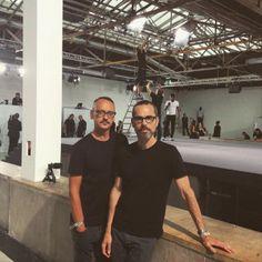 Viktor & Rolf – passarela em exposição de arte
