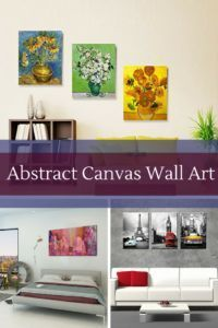 Abstract art prints are incredibly popular right now in homes across America.  You can appreciate bold shades of color along with oddly shaped pieces of wall decor that are charming, eye catching and unique.  Abstract Canvas Wall Art - Abstract Canvas Home Wall Art Decor