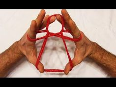 How To Do An Adorable Angel String Figure/String Trick
