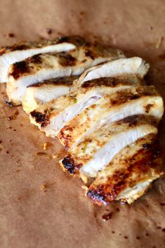 Chipotle Tequila Lime Chicken bursts with delectable flavors, and can be grilled, sautéed or baked. It's excellent in salads, tacos, sandwiches, or served as a main course with sides. #chicken #tequila #marinades #chipotlesinadobo #limes Yummy Chicken Recipes, Yum Yum Chicken, Tostadas, Tacos, Tequila Lime Chicken, Tostada Recipes, Chicken Marinades, Limes, Chipotle