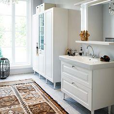 Badmiljöer - Nytt kök badrum och tvättstuga - Vedum kök och bad AB