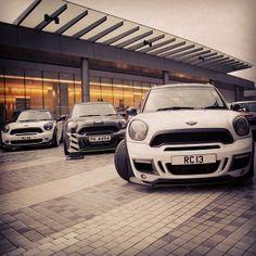 mini's New Mini Countryman, Minis, Take That, Bmw, Classic, Vehicles, Autos, Derby, Car