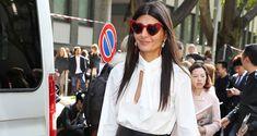 Η πιο κομψή Ιταλίδα αποκαλύπτει τον stylish συνδυασμό που κολακεύει περισσότερο το σώμα