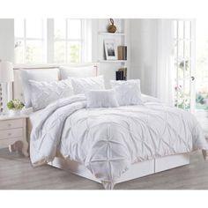 Fashion Street Athena 8-Piece Bedding Comforter Set