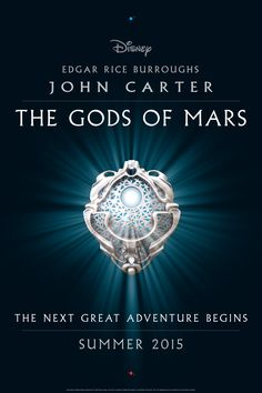 John Carter of Mars 2 Movie Poster by *Scott-Dutton on deviantART