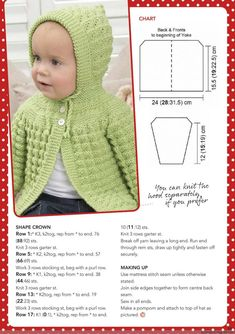 Classic Textured Baby Cardigan Pattern ~ Knitting Free Crochet , Classic Textured Baby Cardigan Pattern ~ Knitting Free Classic Textured Baby Cardigan Pattern ~ Knitting Free Date Cardie. Baby Cardigan Knitting Pattern Free, Baby Boy Knitting Patterns, Baby Sweater Patterns, Crochet Baby Cardigan, Knit Baby Sweaters, Knitted Baby Clothes, Cardigan Pattern, Free Knitting, Free Crochet