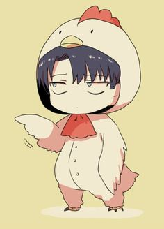 Chibi Rivaille