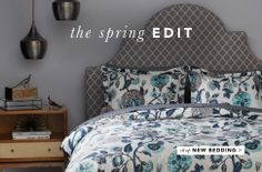 The Spring Edit has arrived.