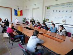 ITM Dâmbovița, întâlnire informativă cu tinerii din sistemul de protecție socială Conference Room, Teen