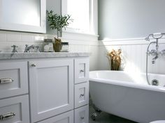 Pictures of Beautiful Luxury Bathtubs - Ideas & Inspiration   Bathroom Ideas & Design with Vanities, Tile, Cabinets, Sinks   HGTV