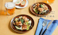 はちみつ鶏と春キャベツのバルサミコ酢煮のレシピ・作り方   暮らし上手