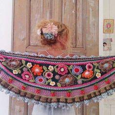 Zo blijf ik lekker warm deze winter! #crochet
