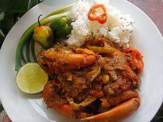 Matoutou-Matété au crabe