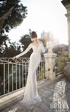 Stunning Wedding Dresses By Berta – Summer Edition 2014