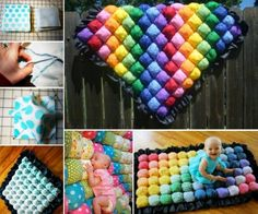Bubble Quilt Tutorial