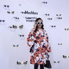 Pariisin @maxmara x @shantell_martin tilaisuudesta lisää instastories! Kuvassa Ellen @viasuzanna @marimekkodesignhouse mekossa.   via ELLE FINLAND MAGAZINE OFFICIAL INSTAGRAM - Fashion Campaigns  Haute Couture  Advertising  Editorial Photography  Magazine Cover Designs  Supermodels  Runway Models
