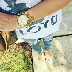 Arm candy love.