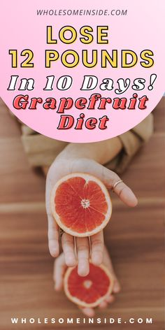 Hoping to lose weight and achieve that flat belly? The grapefruit diet could be the perfect meal plan to lose as much as 12LBS in 10 DAYS! This quick and natural weight loss method can be added onto your work out routine to achieve even more effective results! Follow this link for detailed DAY BY DAY meal plan and guide 😋