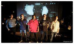 "Zenzile (Ciné-Concert) ""Berlin"" / Angers, Le Chabada 2014"