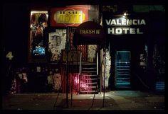 New York, 1978-1980 - Retronaut~~~  Valencia Hotel, St. Marks Place, 1980~ TrAsH & vAuDeviLLe!