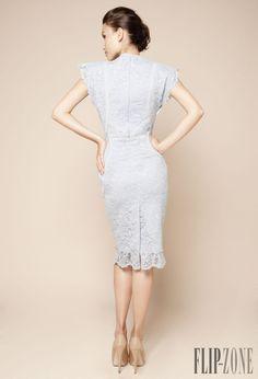 """Dina Jsr """"Crystal Waters"""", P-É 2014 - Prêt-à-porter - http://www.flip-zone.fr/fashion/ready-to-wear/independant-designers/dina-jsr-4249"""