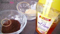 Exfoliante de café,  anticelulitis