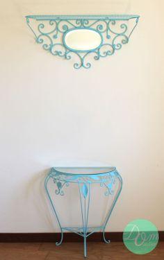 Conjunto 'Azul Céu'