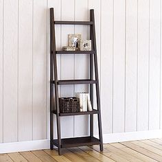 Slant studio shelving. You'd be perfect in my house.