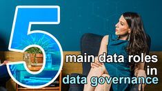 5 main data roles found in data governance programs Data Architecture, What Is Data, Data Modeling, Operating Model, Data Quality, Chief Financial Officer, Business Requirements, Executive Functioning, Business Intelligence