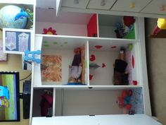 My new American girl doll house