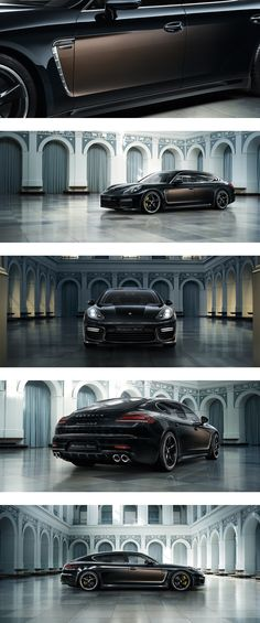2015 Porsche Panamera Turbo S Executive Exclusive Series Special Edition