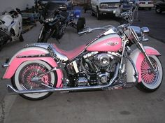 girly harley davidson background - Google Search