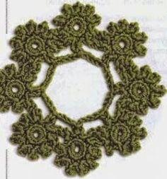 crochelinhasagulhas: Blusa branca em crochê